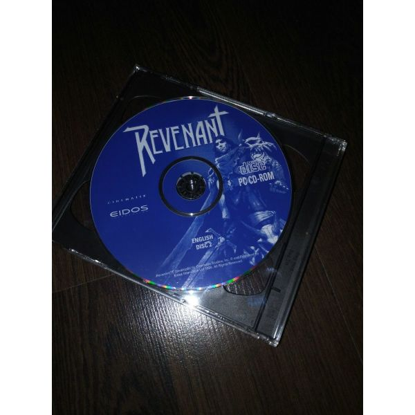 REVENANT PC GAME pechndi VINTAGE 2CD