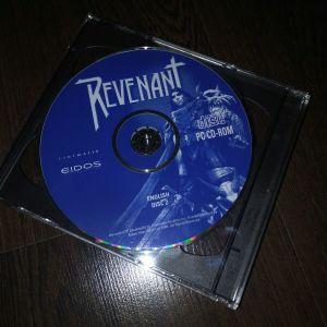REVENANT PC GAME παιχνδι VINTAGE 2CD