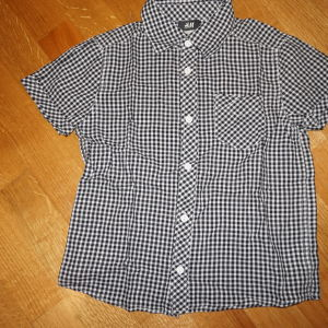 h&m πουκαμισο για 6-7χρ