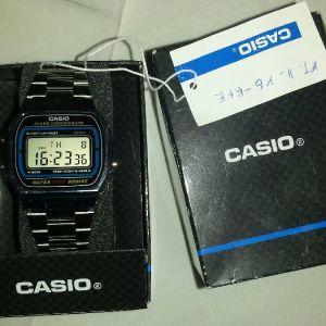 CASIO UNISEX WATCH NEW VINTAGE ρολόι χειρός ψηφιακό καινούργιο7