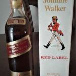 Johnnie Walker Red Label 1970