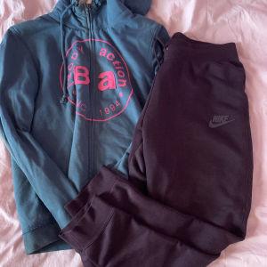 φόρμα Nike και ζακέτα body action