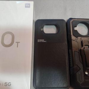Xiaomi Mi 10T Lite 5g Pearl Grey 6gb RAM 128 ROM σαν καινούργιο στο κουτί του με έξτρα δώρα.