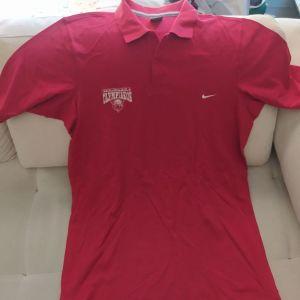 T Shirt Polo Μπάσκετ Ολυμπιακου 1997-98