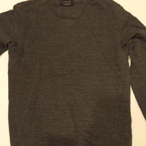 Ανθρακί Ανδρικό πουλόβερ Zara