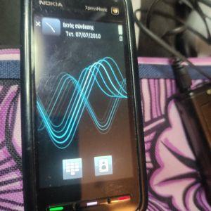 Original Nokia 5800 XpressMusic mobile phone 3.2MP Camera 3G  GPS Smartphone
