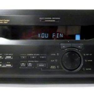 Sony STR-DE445 5.1 (100 Watts/channel) home theater AV receiver - ΓΙΑ ΤΙΣ 2~3 ΕΠΟΜΕΝΕΣ ΜΕΡΕΣ ΣΤΗΝ ΤΙΜΗ ΤΩΝ 120 Ευρώ