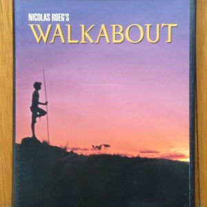 Walkabout Criterion collection dvd
