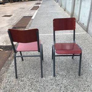 Καρέκλα τύπου σχολείου