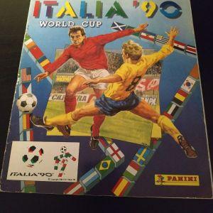 PANINI WORLD CUP 1990 ITALIA
