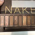 Naked UD eyeshadow pallete