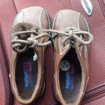 παιδικά δερμάτινα παπούτσια size 29