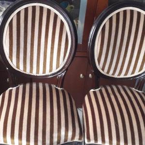 5 καρέκλες vintages