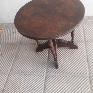 τραπέζι  ξύλινο  αντικα