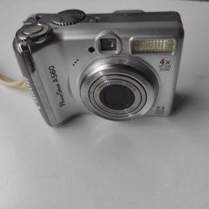 Φωτογραφική Canon Powershot A560