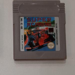 Gameboy Super rc pro am
