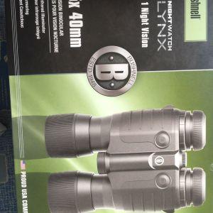 Bushnell 2.5x40 Lynx Night Vision Binocular