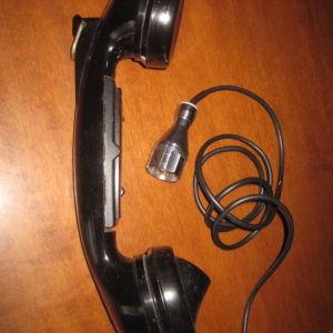 Τηλεφωνικη συσκευη Βακελιτης