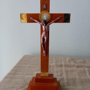 Σταυρός με βάση 24×11 εκ