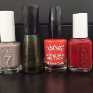 Επώνυμα nail colours