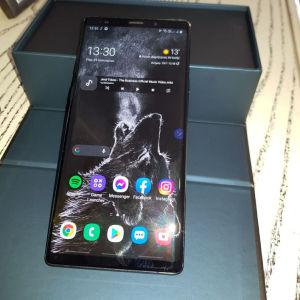 Samsung Galaxy Note 9 Dual (128GB) Midnight Black