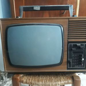 VINTAGE ΤΗΛΕΟΡΑΣΗ TV