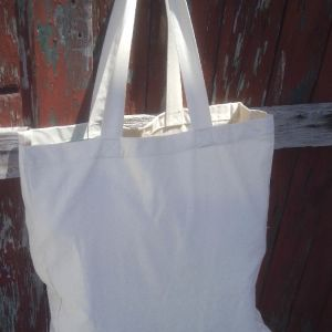 τσάντα καμβάς για ψώνια , παραλία,............