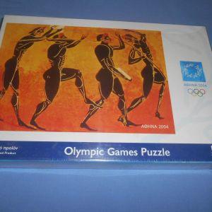 ΑΘΗΝΑ 2004 OLYMPIC GAMES PUZZLE 500 ΚΟΜΜΑΤΙΑ