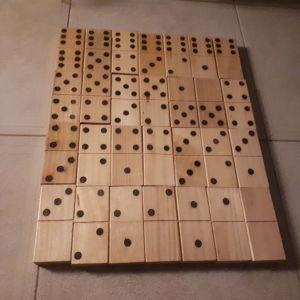 Ξύλινο Domino