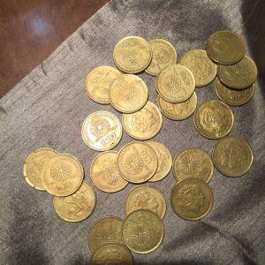 Νομίσματα των 100 δραχμων