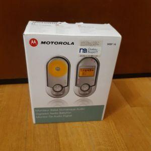 Ενδοεπικοινωνία για παρακολούθηση βρέφους Motorola MBP16