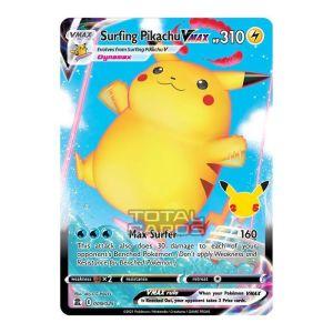 Pokémon - Surfing Pikachu VMAX (CEL 009)