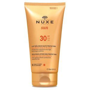 Nuxe αντιηλιακο σωματος spf 30