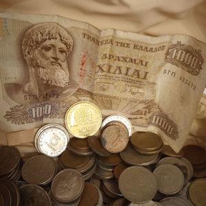 Για συλλέκτες !!!ελληνικές δραχμές μόνο 10 euro.(1994 &2000 100δραχμεσ Μεγάσ Αλέξανδρος).(500 δραχμές ΑΘΗΝΑ 2004).