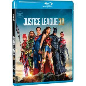 Justice League (Bluray 2d + 3d)