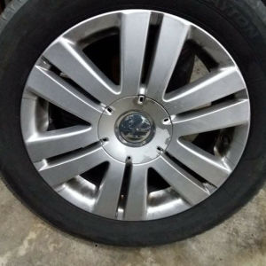 Ζάντες αλουμινίου Volkswagen μαζί με λάστιχα