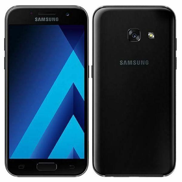 Samsung Galaxy A3 SM-A320 - 16GB - Black gia antallaktika