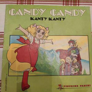 Panini candy candy
