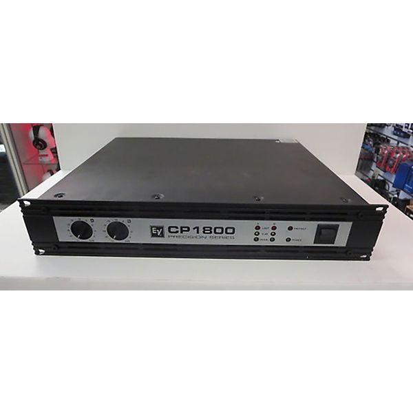EV - CP1800 Precision Series  Class H - Power Amplifier