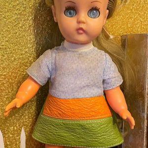 Κούκλα Vintage Bella