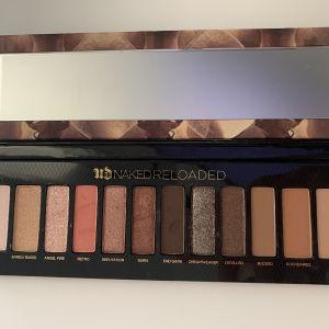 Παλέτα 12 σκιών Urban Decay Naked Reloaded Eyeshadow Palette