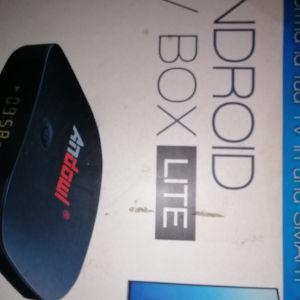 ANDROID TV BOX LITE 4K
