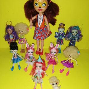 Enchantimals dolls