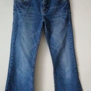 παντελόνια τζιν size 14