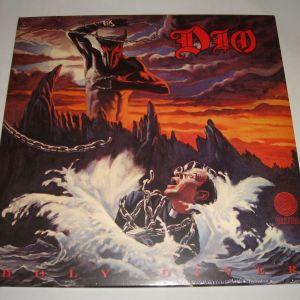 Dio - Holy Diver (σφραγισμένο βινύλιο)