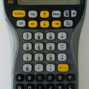 PSION Workabout MX 2MB RS232 Alphanumeric Bar code scanner
