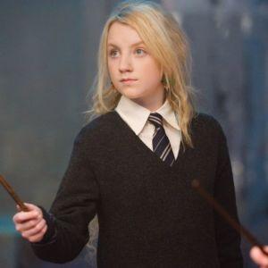 Harry Potter World - Ραβδι Luna Lovegood