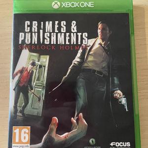Sherlock Holmes Xbox One