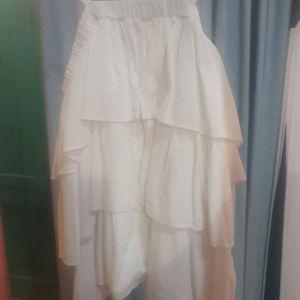 Μπλούζα Λευκή Νο 16 Mandarino