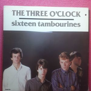 THREE O' CLOCK (βινυλιο/δισκος psych/garage rock)